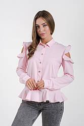 Блузка K&ML розовый 44