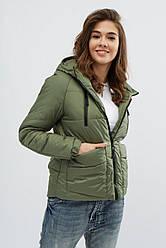 Жіноча куртка демісезонна До 0043 з 02