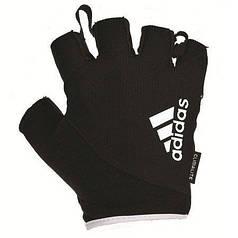 Фитнес-перчатки Adidas ADGB-12323WH L