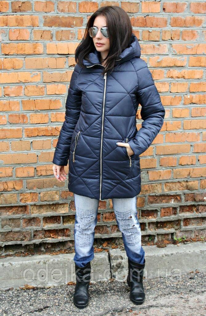 Зимняя женская куртка К 0018 с 04