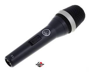 AKG D5 Микрофон вокальный динамический