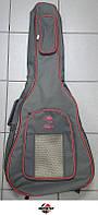 KAPOK R3GST Чехол для электрогитары 3мм, темно зеленый цвет