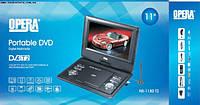 Портативный ДВД с Т2 тюнером OP-1180, фото 1
