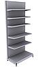 Новые торговые стеллажи с металлическими полками WIKO для магазина. Торговое оборудование в наличии