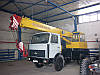 Аренда автокрана 14 тонн - Киев Киевская область