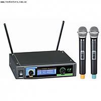 Микрофонная радиосистема 2058 - 2 ручных радио микрофона