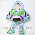 Воздушный шар фигура Базз  история игрушек 75*50 см, фото 2
