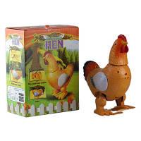 Детская Курица 209 интерактивная7 Toys, ходит, звук, на батарейках