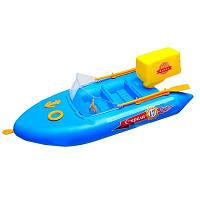 Детская Катер М.toys 15200 Игрушка для купания в ванну бассейн