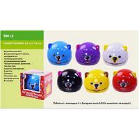 Музыкальная игрушка Животные 900-1Е свет, звук в коробке 8,5*8,5*8,5см