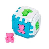 Игрушка детская Сортер Куб М (63) арт.641 в Орион 300-00-3519