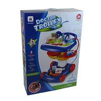 Игрушка детская Набор доктора синяя коробка W-083 00-19