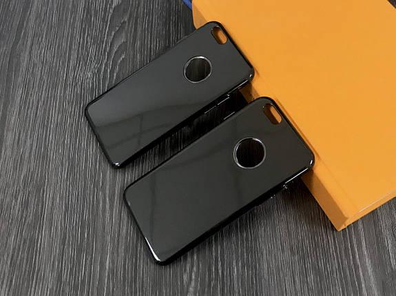 Пластиковый чехол Biboshi для iPhone 7 / 8 Black, фото 2