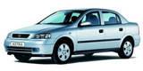 Фонари задние для Opel Astra G 1998-10