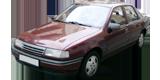 Фонари задние для Opel Vectra A 1988-95