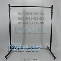 """Стойка """"трансформер"""" дл.-120 см,черная"""