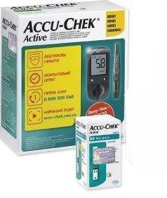 Глюкометр Акку-Чек Актив ( Accu-Chek Active )