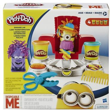 Play-Doh Игровой набор <<Миньоны в парикмахерской>>