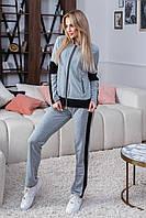 Удобный женский спортивный костюм