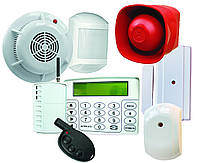 Монтаж и обслуживание охранной сигнализации в Кривом Роге