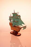 Корабль с зелеными парусами, фото 1