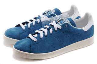 Кроссовки женские Adidas Stan Smith / ADW-208 (Реплика)