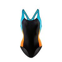 Купальник детский спортивный для бассейна LIPHS 6904 (р-р M-2XL, рост 100-140см, цвета в ассортименте)