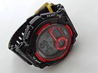 Часы  водонепроницаемые Q@Q  Dual-Time 10Bar противоударные, M141J001Y