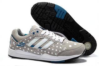 Кроссовки женские Adidas Tech Super / ADW-217 (Реплика)