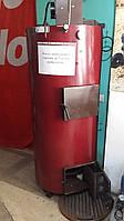 Энергонезависимый котел длительного горения на твердом топливе