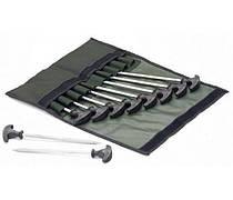 Набор фирменных палаточных колышек Carp Zoom Peg Set 10 штук