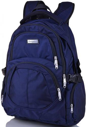 """Городской рюкзак для ноутбука до 15"""" Onepolar W1515-navy синий"""