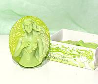 """Подарочное мыло """"Зеленый чай"""" (арт. MS-011)"""