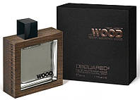 DSQUARED2 HE WOOD ROCKY MOUNTAIN WOOD EDT 50 мл мужская туалетная вода