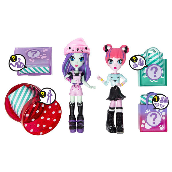 Off the Hook концерт Бруклин и Алексис Brooklyn Alexis Concert Mini Doll 2-Pack
