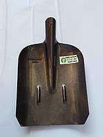 Лопата совковая  УРАГАН (рельсовая сталь)