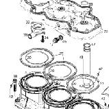 Уплотнительное кольцо Ski-Doo BRP Ring-Seal, фото 2