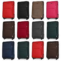 Тканевые чемоданы Fly 6802 на 4-х колесах