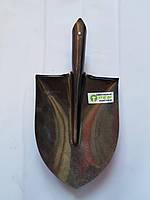 Лопата американка УРАГАН (рельсовая сталь)