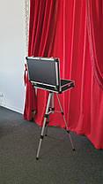 Стол-тренога для сцены (черный), фото 3