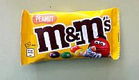 Драже M&M's з арахісом 45 г