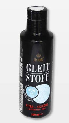 Лубрикант на силиконовой основе Amor Gleit Stoff X-Tra Silicone, 100 мл, фото 2