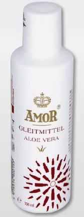 Лубрикант на водной основе Amor Gleit Stoff Aloe Vera, 100 мл, фото 2