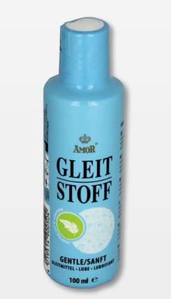 Лубрикант на водной основе Amor Gleit Stoff Gentle, 100 мл, фото 2