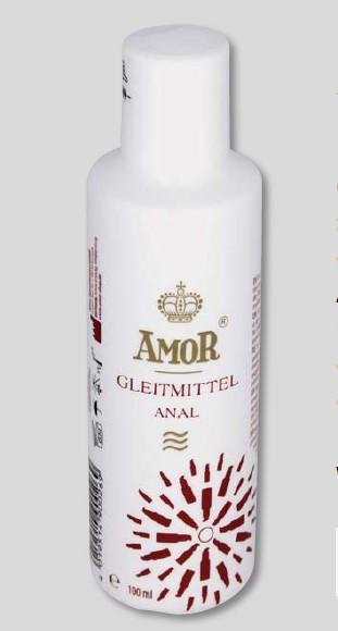 Лубрикант на водной основе Amor Gleit Stoff Anal, 100 мл
