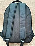 Рюкзак спортивный FILA мессенджер Хорошее качество ткань катион матовый городской, фото 5