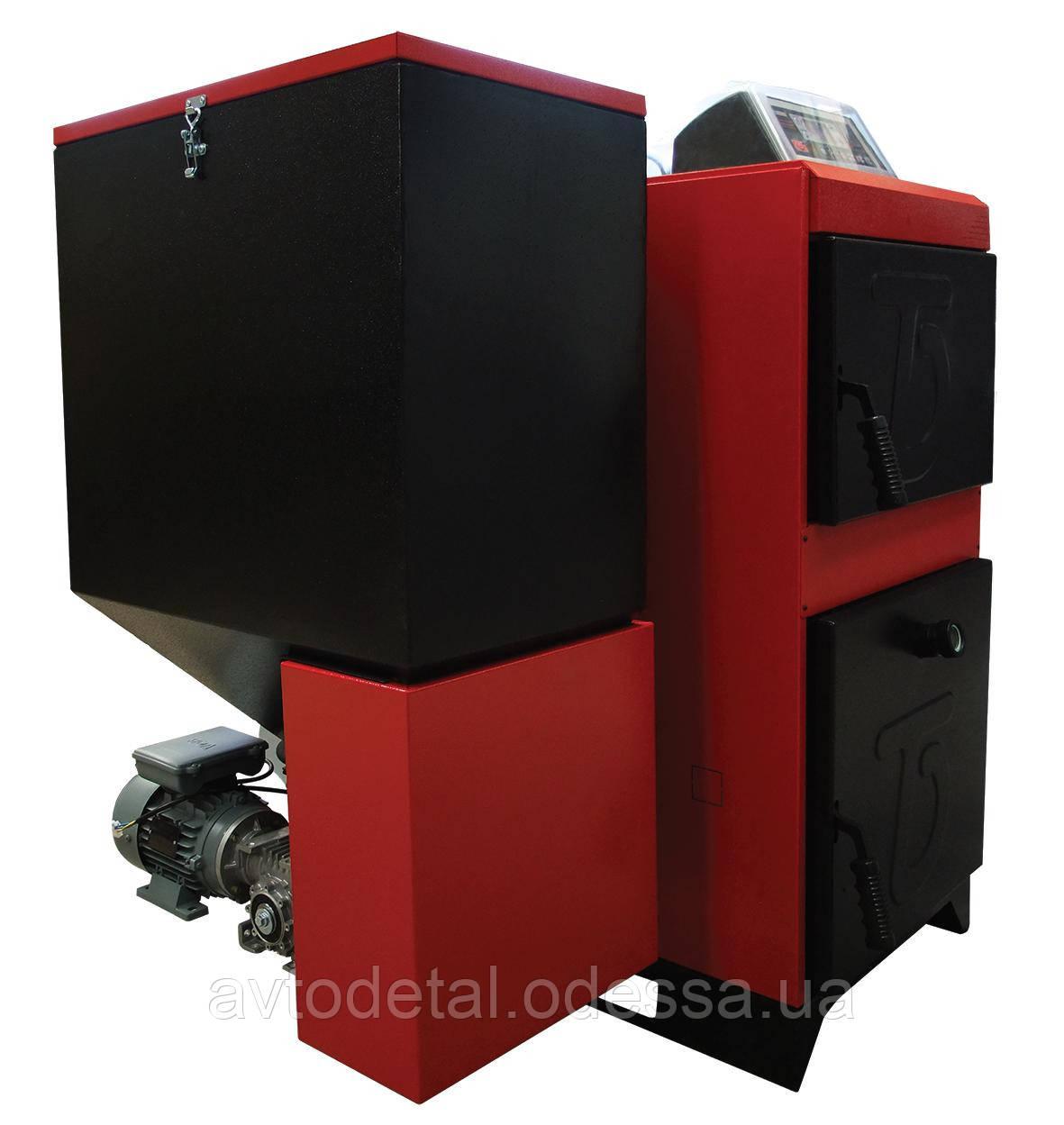 Пелетный Твердотопливный котел Termodinamik EKY/S 25кВт