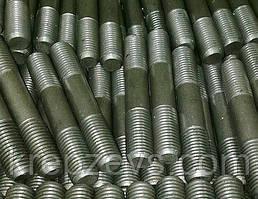Шпилька резьбовая М18 стальная ГОСТ 9066-75