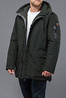 Мужская куртка зимняя парка
