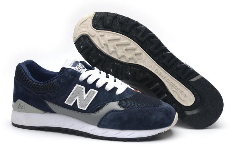 Кроссовки мужские New Balance 496 / NBC-219
